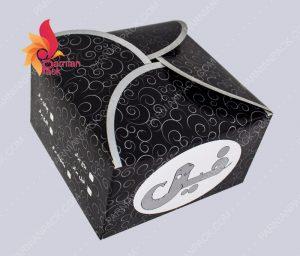 جعبه برگر درب هلالی فیل