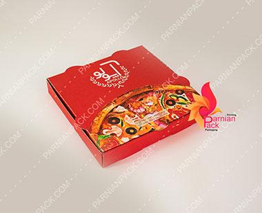 جعبه پیتزا آپولو