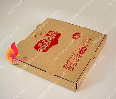 جعبه پیتزا 53