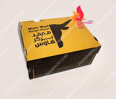 جعبه سوخاری بشقابی