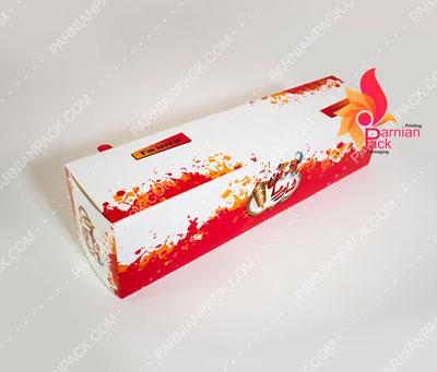 جعبه ساندویچ زیپ دار