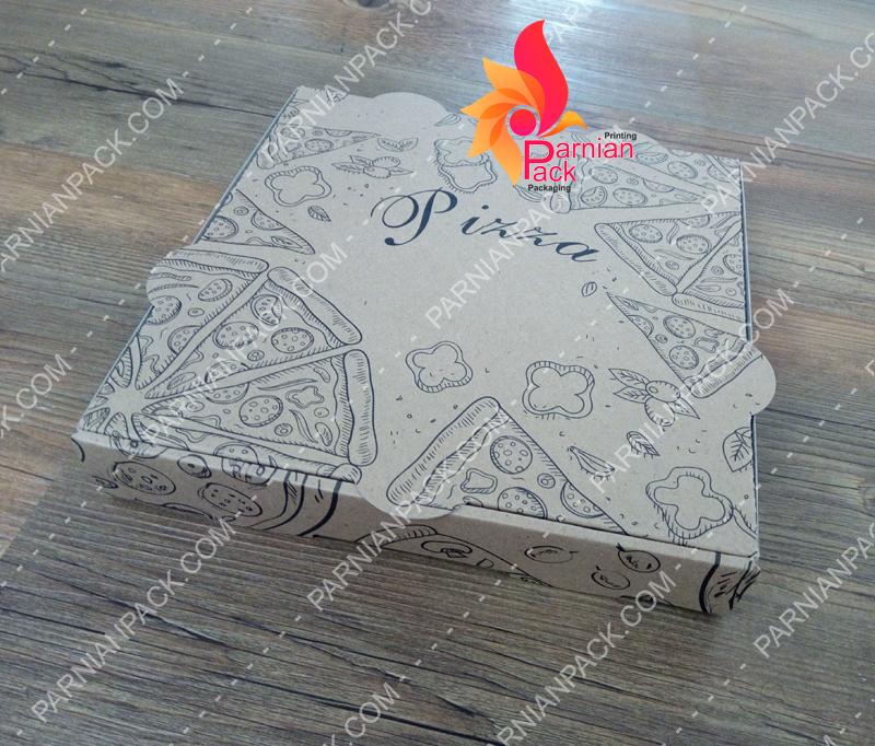 جعبه پیتزا عمومی