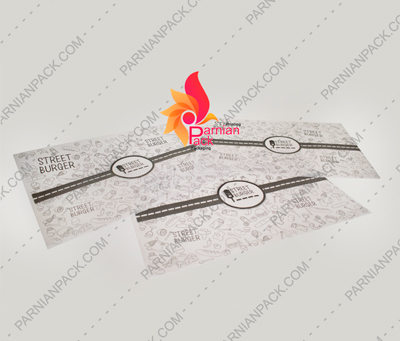 کاغذ مومی ساندویچ