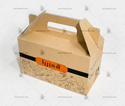 جعبه غذا دسته دار016
