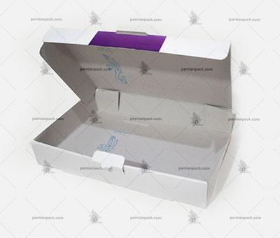 جعبه غذا رستوران 030