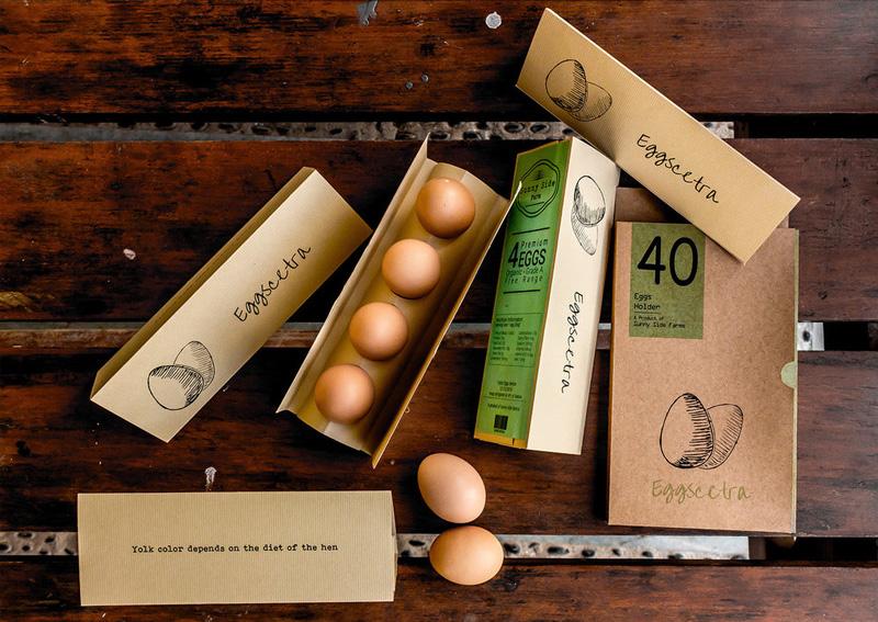 شانه تخم مرغ محلی