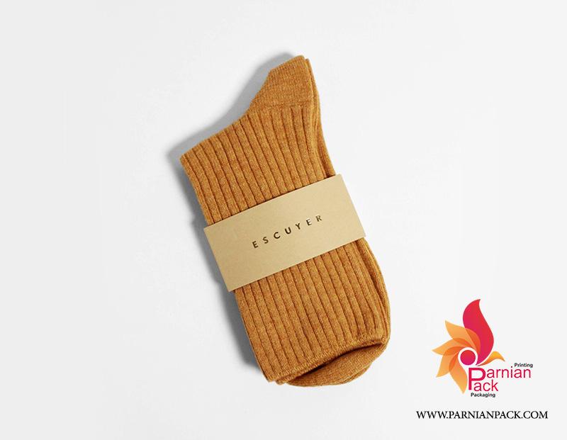 اتیکت جوراب